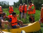Matk Pirita jõel